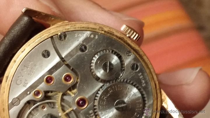 Relojes de pulsera: Reloj antiguo Cyma, con el afamado k-586 y un número de maquiaria 387063, muy bajo - Foto 19 - 43612719