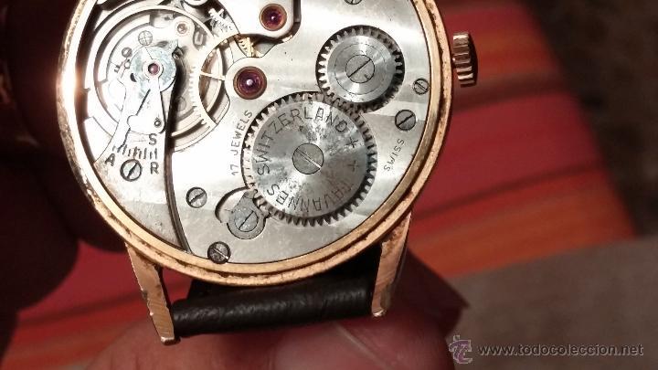 Relojes de pulsera: Reloj antiguo Cyma, con el afamado k-586 y un número de maquiaria 387063, muy bajo - Foto 22 - 43612719