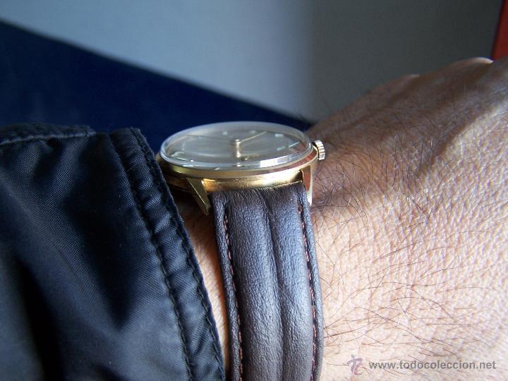 Relojes de pulsera: Reloj antiguo Cyma, con el afamado k-586 y un número de maquiaria 387063, muy bajo - Foto 29 - 43612719