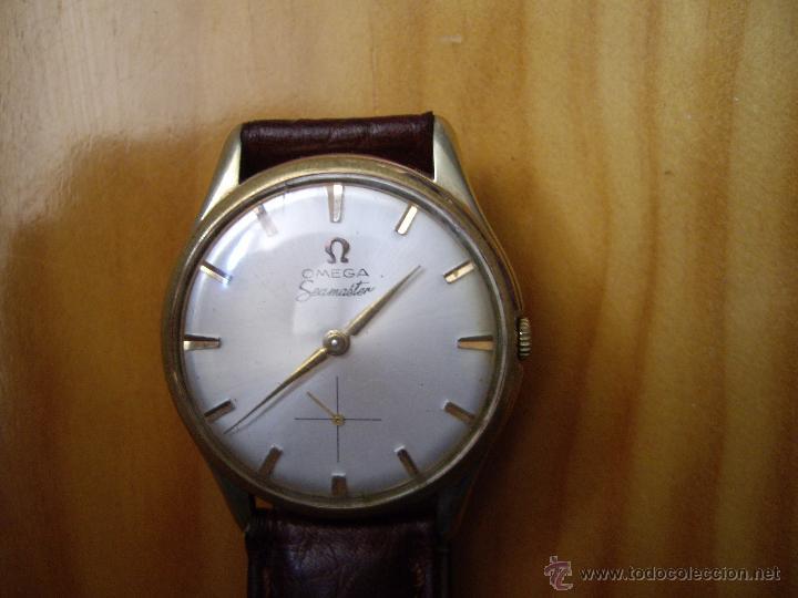 comprando ahora garantía de alta calidad discapacidades estructurales Reloj omega seamaster - Vendido en Venta Directa - 43681785