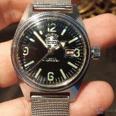 Relojes de pulsera: PRECIOSO Y RARÍSIMO RELOJ DE CABALLERO ANTIGUO DE CUERDA BOUGIES CHAMPION. Lote 43823703