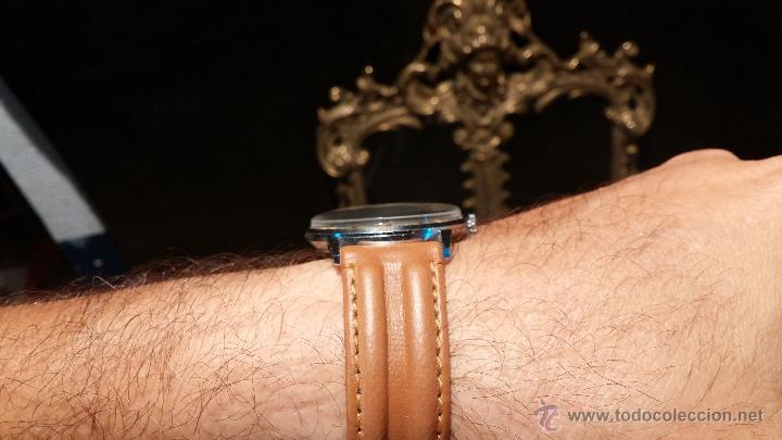 Relojes de pulsera: Antiguo reloj de caballero Cyma Tavanes, a cuerda, de finales de los 50, del raro calibre 484.2 - Foto 3 - 43939708