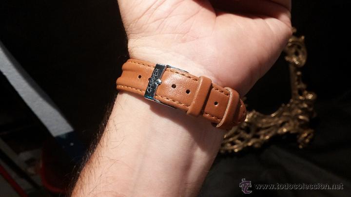 Relojes de pulsera: Antiguo reloj de caballero Cyma Tavanes, a cuerda, de finales de los 50, del raro calibre 484.2 - Foto 5 - 43939708