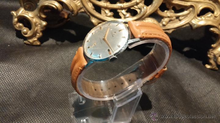 Relojes de pulsera: Antiguo reloj de caballero Cyma Tavanes, a cuerda, de finales de los 50, del raro calibre 484.2 - Foto 23 - 43939708