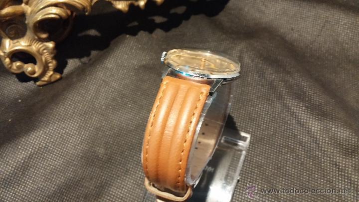 Relojes de pulsera: Antiguo reloj de caballero Cyma Tavanes, a cuerda, de finales de los 50, del raro calibre 484.2 - Foto 25 - 43939708