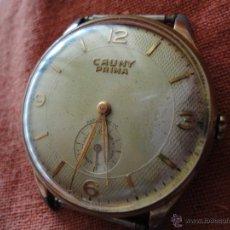 Relojes de pulsera: RELOJ CAUNY PRIMA. Lote 44151012