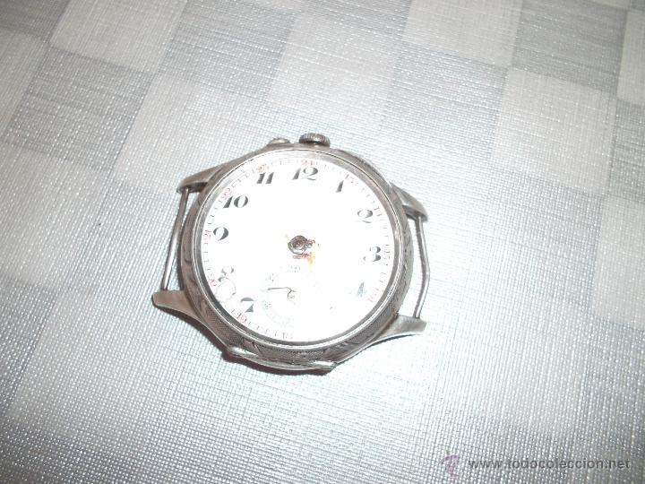 BONITO RELOJ DE PLATA Y DE ORO (Relojes - Pulsera Carga Manual)
