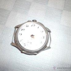 Relojes de pulsera: BONITO RELOJ DE PLATA Y DE ORO. Lote 44174742
