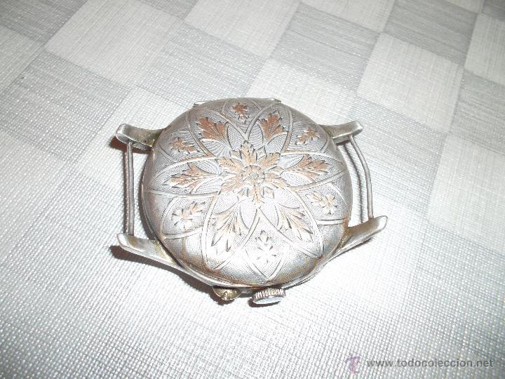 Relojes de pulsera: bonito reloj de plata y de oro - Foto 2 - 44174742