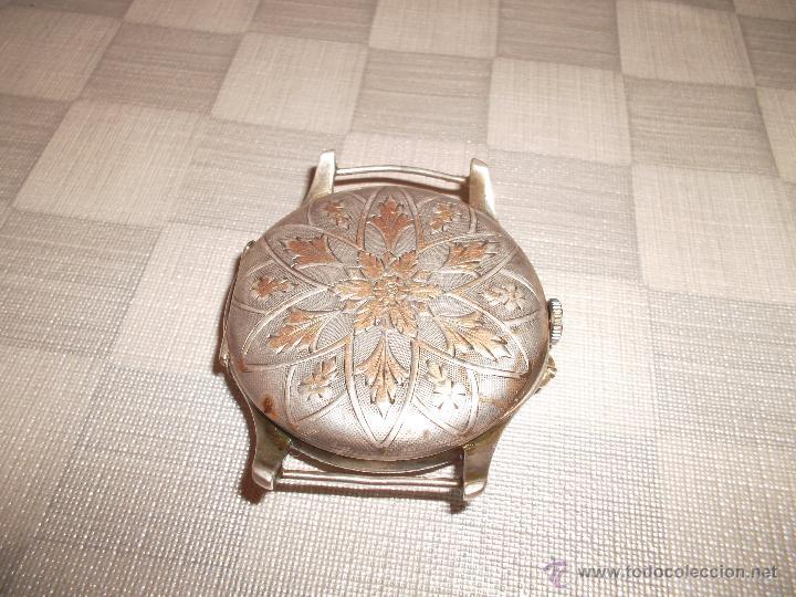 Relojes de pulsera: bonito reloj de plata y de oro - Foto 3 - 44174742