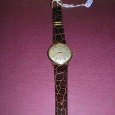 Relojes de pulsera: ANTIGUO RELOJ DE PULSERA CARGA MANUAL DE ORO 18KL. MARCA AROLA ,ESTADO DE MARCHA 4,4X3,6 CM. . Lote 44203828