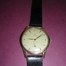 Relojes de pulsera: ANTIGUO RELOJ DE PULSERA CARGA MANUAL ORO 18 KL.- CYMA - ESTADO DE MARCHA , BUEN ESTADO 4,9X4,3 CM.. Lote 44203956