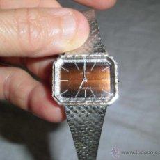 Relojes de pulsera: RELOJ JOYFER DE MUJER RHODIUM PLATED LE FALTA LA CEBOLLETA. Lote 47588586