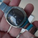 Relojes de pulsera: RELOJ PULSERA , MARCA TITAN , PLATA TAMBIEN LA PULSERA , ANTIGUO , ORIGINAL. Lote 44377801