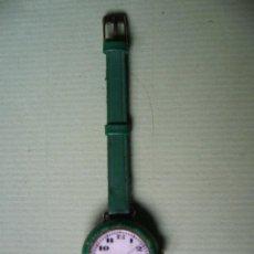 Relojes de pulsera: RELOJ PULSERA DAMA PLATA DE LEY Y ESMALTE #W016. Lote 44380053
