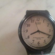 Relojes de pulsera: RELOJ CASIO CUARTZ. Lote 50943539
