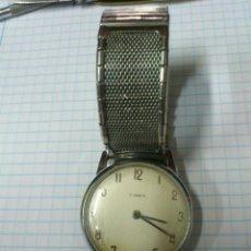 Relojes de pulsera: RELOJ DE PULSERA A CUERDA TIMEX. Lote 44877565