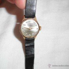 Relojes de pulsera: ANATIGUO RELOJ DE SEÑORA CLER WATCH FUNCIONANDO . Lote 44888130