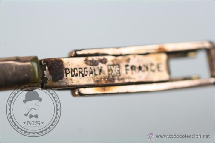 Relojes de pulsera: Reloj de Pulsera Femenino Duward - Manual. Funciona - Chapado en Oro 20 Micras - Caja 18 Mm Diámetro - Foto 5 - 108236574