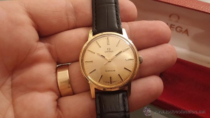 buena reputación elige lo último completo en especificaciones Antiguo reloj omega geneve, grande, hermoso, un - Vendido en ...