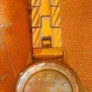 Relojes de pulsera: RELOJ EXACTUS 17 JEWELS TAPA EN ACERO INOXIDABLE.PARA SEÑORA. Lote 45230540