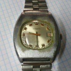 Relojes de pulsera: VINTAGE RELOJ A CUERDA JOCAWATCH 17 RUBIS INCABLOC. FUNCIONANDO. Lote 45381910