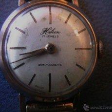 Relojes de pulsera: RELOJ HALCÓN BADAJOZ. Lote 66910235
