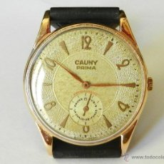 Relojes de pulsera: CAUNY, 40 MM.. Lote 45774935