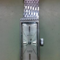 Relojes de pulsera: RELOJ DE MUJER MILUS. Lote 45845756