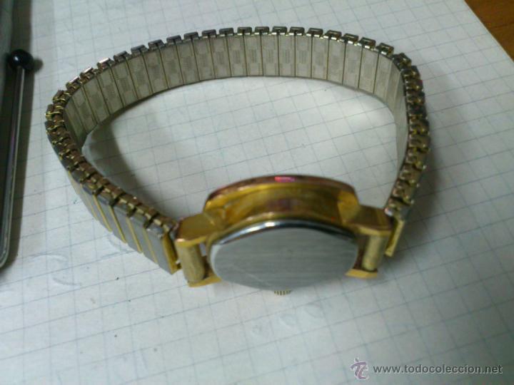 Relojes de pulsera: RELOJ DE CUERDA PARA SEÑORA 17 RUBIS SWISS MADE FUNCIONANDO - Foto 2 - 46039839
