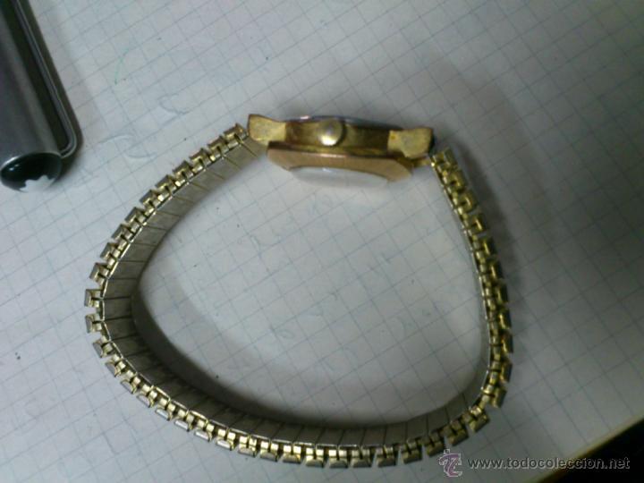 Relojes de pulsera: RELOJ DE CUERDA PARA SEÑORA 17 RUBIS SWISS MADE FUNCIONANDO - Foto 3 - 46039839