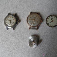 Relojes de pulsera: LOTE ANTIGUO RELOJES SEÑORA MECÁNICOS. Lote 46105805