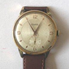 Relojes de pulsera: RELOJ DUWARD FUNCIONA. MED. 32 MM SIN CONTAR CORONA. Lote 46379648