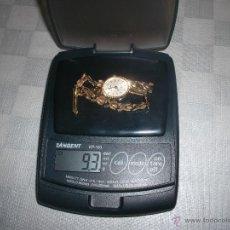 Relojes de pulsera: BONITO RELOJ DE ORO DE 10 K. Lote 46512502