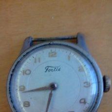 Relojes de pulsera: MUY ANTIGUO RELOJ FORTIS (NO FUNCIONA). Lote 46588753