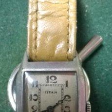 Relojes de pulsera: ANTIGUO RELOJ TITAN DE SEÑORA FUNCIONANDO.. Lote 46794922