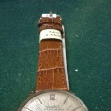 Relojes de pulsera: RELOJ DUWARD DE CABALLERO CORREA NUEVA.. Lote 46795577