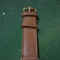 Relojes de pulsera: RELOJ FESTINA SUPERIORIDAD CADETE EXTRAPLANO FUNCIONANDO CORREA PIEL NUEVA. Lote 46796260