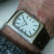 Relojes de pulsera: RELOJ DE CUERDA CLER 17 RUBIES INCABLOC SWISS MADE. Lote 47021297