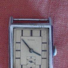 Relojes de pulsera: ANTIQUÍSIMO RELOJ TURIA. Lote 47062348