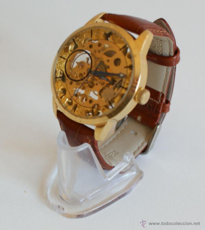 RELOJ CARGA MANUAL (Relojes - Pulsera Carga Manual)