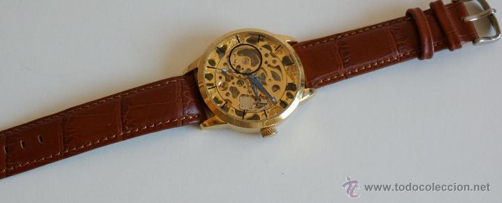 Relojes de pulsera: RELOJ CARGA MANUAL - Foto 3 - 63984958