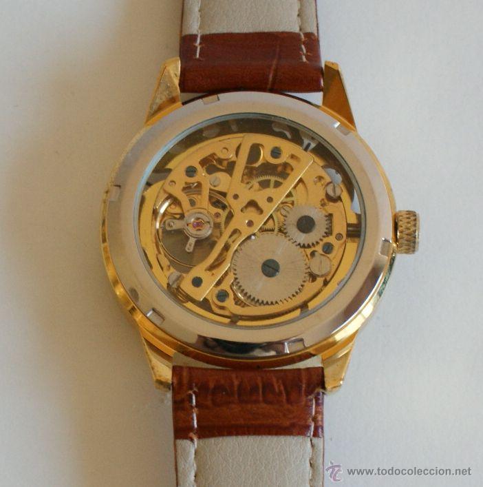 Relojes de pulsera: RELOJ CARGA MANUAL - Foto 4 - 63984958