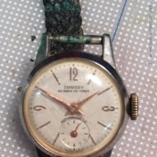 Relojes de pulsera: RELOJ THUSSY LA CHAUX DE FONDS. Lote 47128198