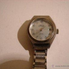 Relojes de pulsera: BONITO RELOJ DE SEÑORA LOTUS 17 RUBÍS. Lote 47244616