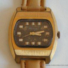 Relojes de pulsera: RELOJ DE LA ANTIGUA URSS RAKETA. Lote 207399506
