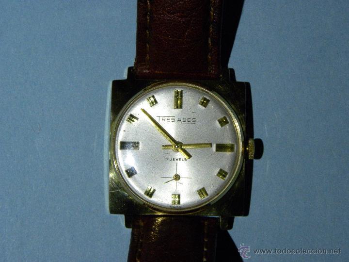 reloj suizo marca tres ases 52fdc8ec2636