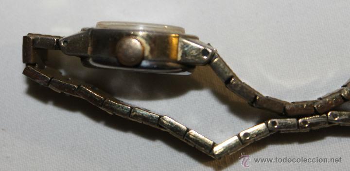 Relojes de pulsera: ANTIGUO RELOJ DE MUJER - CHAIKA 17 JEWELS - MADE IN USSR - Foto 3 - 47577032