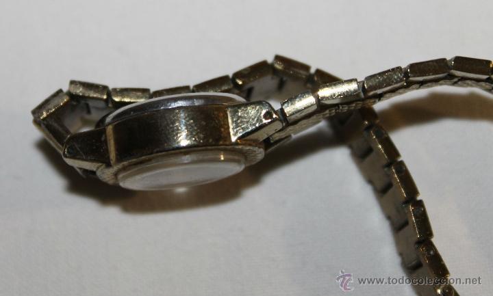 Relojes de pulsera: ANTIGUO RELOJ DE MUJER - CHAIKA 17 JEWELS - MADE IN USSR - Foto 4 - 47577032