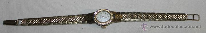 Relojes de pulsera: ANTIGUO RELOJ DE MUJER - CHAIKA 17 JEWELS - MADE IN USSR - Foto 7 - 47577032